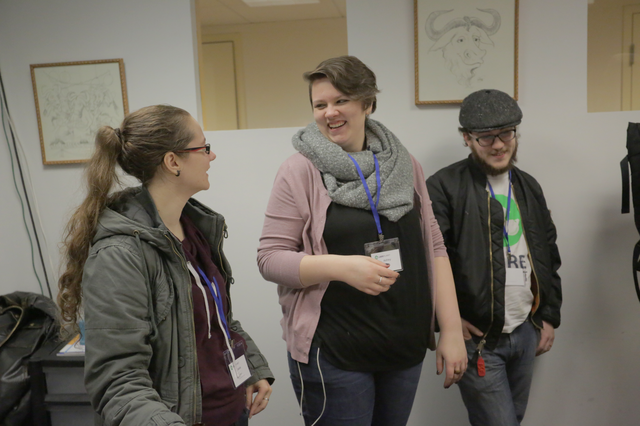 Image for LibrePlanet 2016 Party