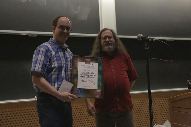 Image for LibrePlanet 2016 Awards