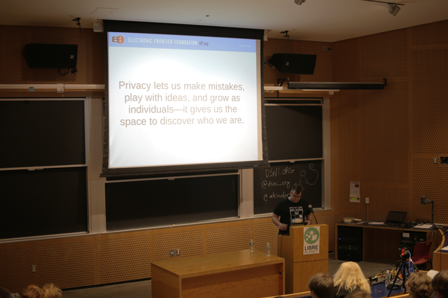 Image for Privacy_Screen.png - LibrePlanet 2016 Sessions