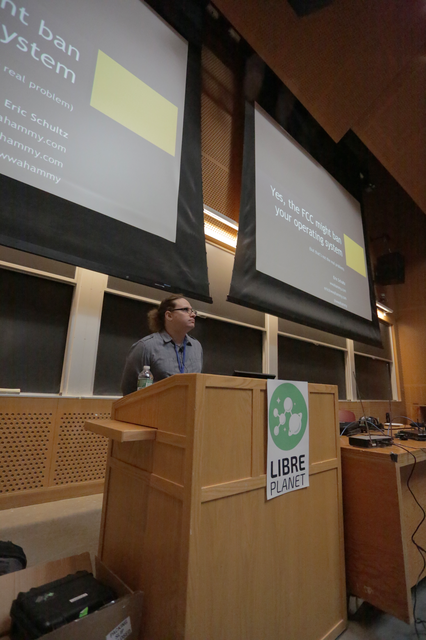 Image for E.Schultz_01.png - LibrePlanet 2016 Sessions