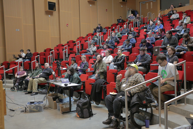 Image for Session_04_A_Audience.png - LibrePlanet 2016 Sessions