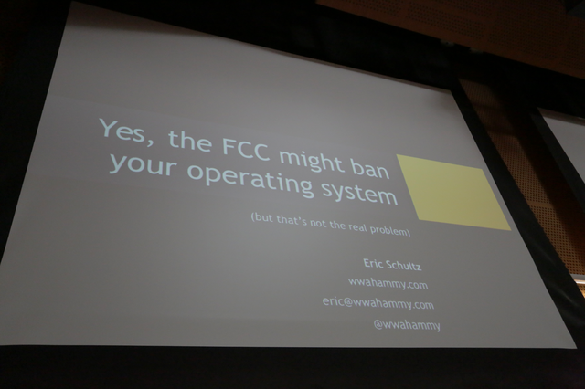 Image for FCC_Session_Screen.png - LibrePlanet 2016 Sessions