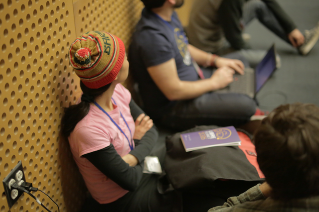 Image for LittleSIS_Audience.png - LibrePlanet 2016 Sessions