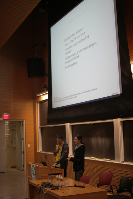 Image for FreeLibre_Alt_Vertical.png - LibrePlanet 2016 Sessions