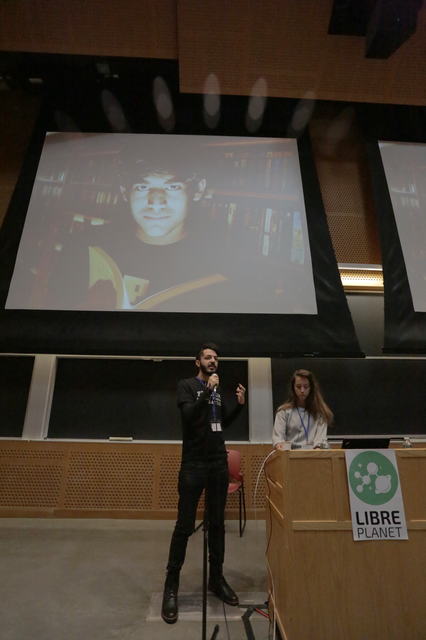 Image for FreeLibrary_Vertical.png - LibrePlanet 2016 Sessions