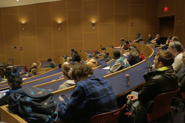 Image for Inclusion_Audience.png - LibrePlanet 2016 Sessions