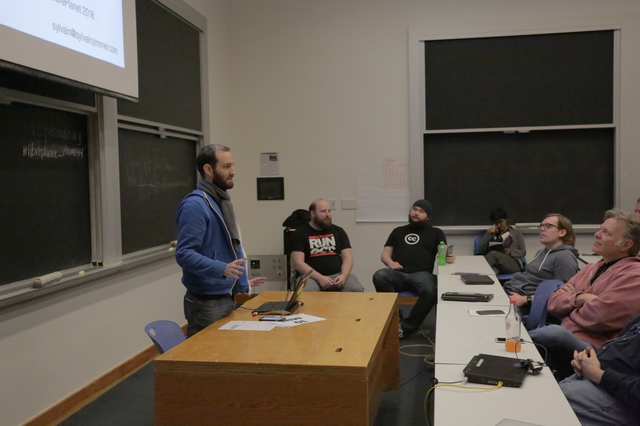 Image for LightningTalks_01.png - LibrePlanet 2016 Sessions