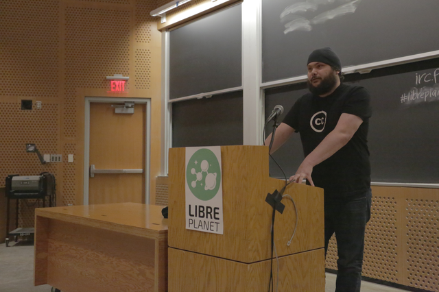Image for CC_MS.png - LibrePlanet 2016 Sessions