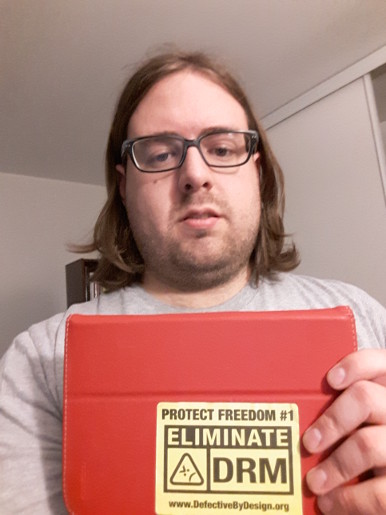 Image for Quebec, Canada: Selfie against DRM in Web standards