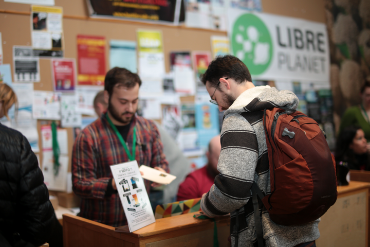 Image for LibrePlanet 2017 Photo (Saturday) #8