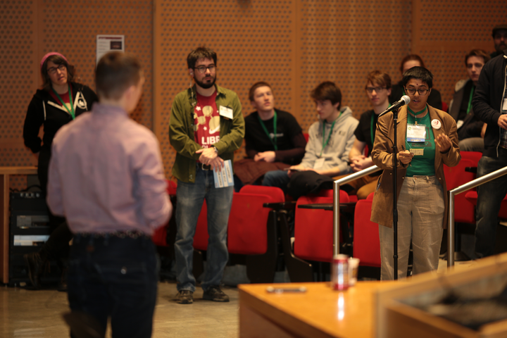 Image for LibrePlanet 2017 Photo (Saturday) #23