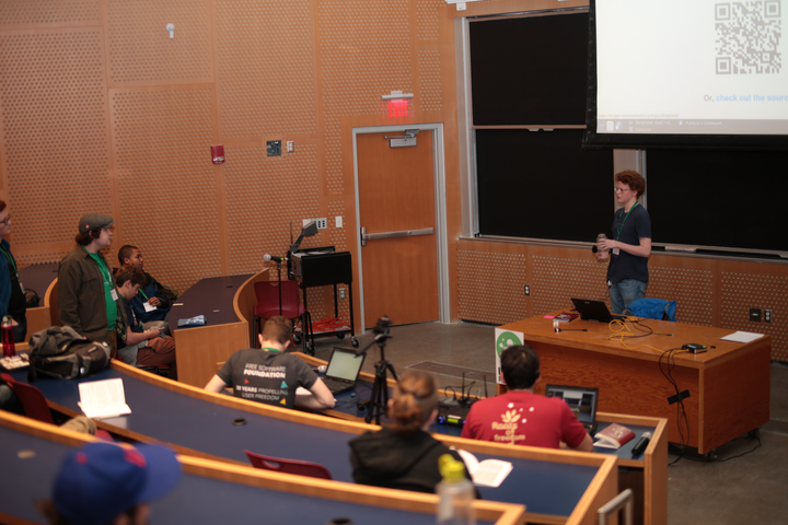 Image for LibrePlanet 2017 Photo (Saturday) #77