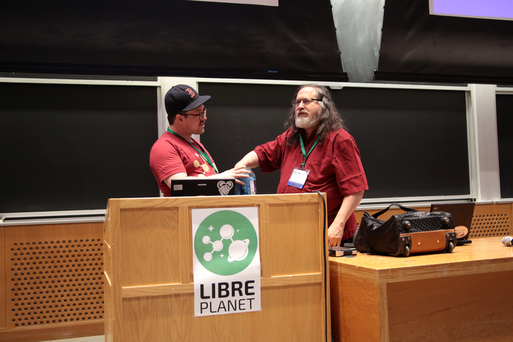 Image for LibrePlanet 2017 Photo (Saturday) #87