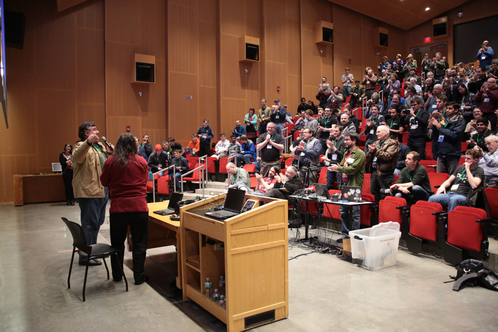 Image for LibrePlanet 2017 Photo (Saturday) #95