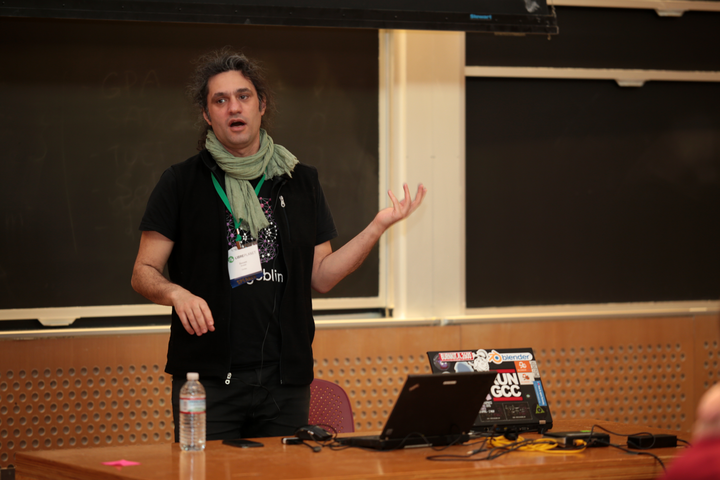 Image for LibrePlanet 2017 Photo (Sunday) #18