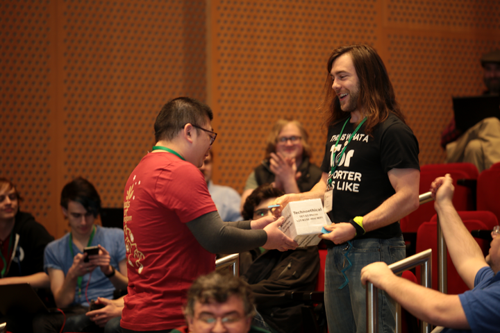 Image for LibrePlanet 2017 Photo (Sunday) #75