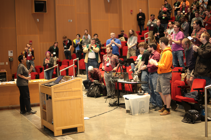 Image for LibrePlanet 2017 Photo (Sunday) #86
