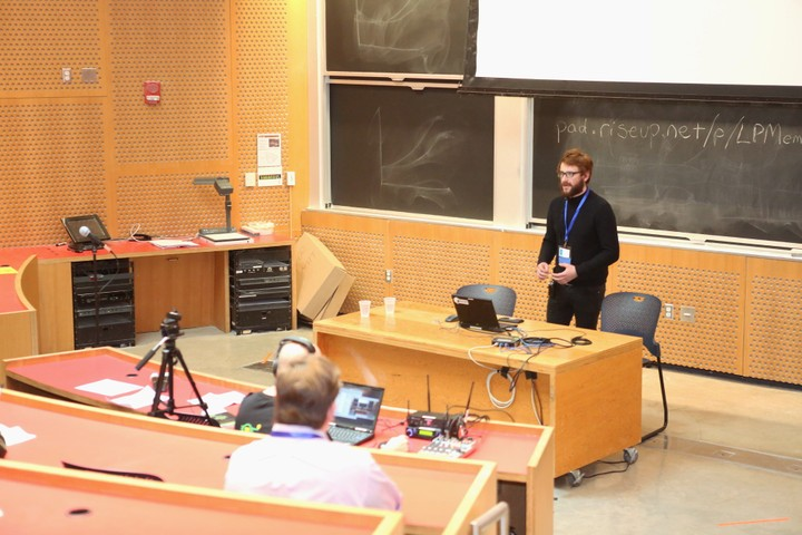 Image for LibrePlanet 2018 Photo #7