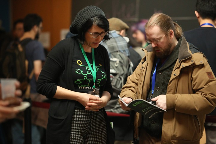Image for LibrePlanet 2018 Photo #34