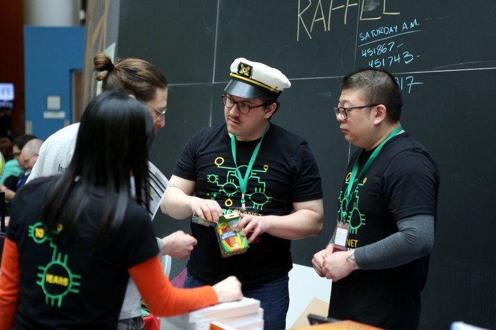 Image for LibrePlanet 2018 Photo #38