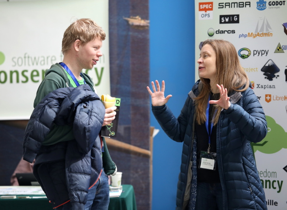Image for LibrePlanet 2018 Photo #59