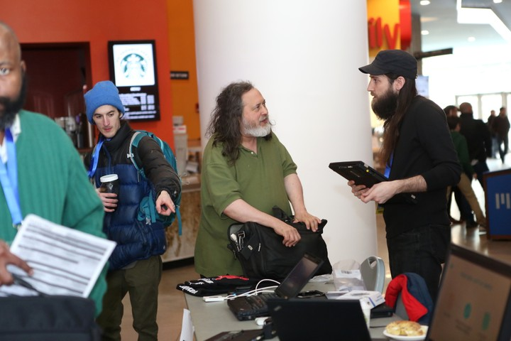Image for LibrePlanet 2018 Photo #103