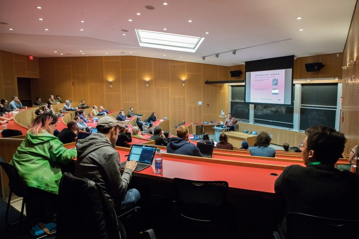 Image for LibrePlanet 2019 classroom 1