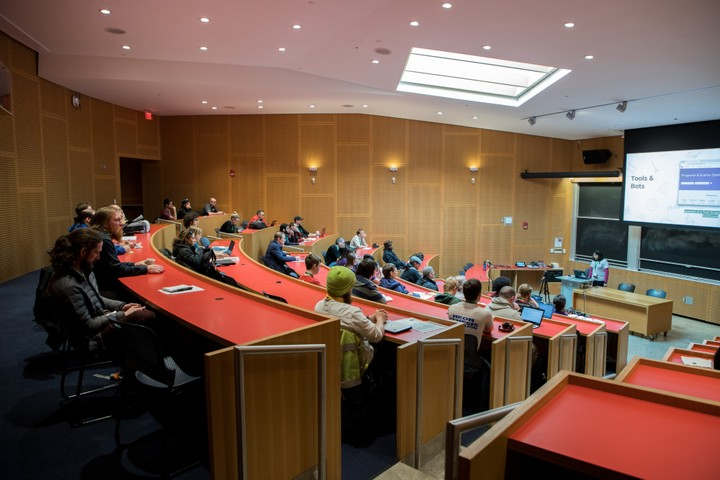 Image for LibrePlanet 2019 classroom 4