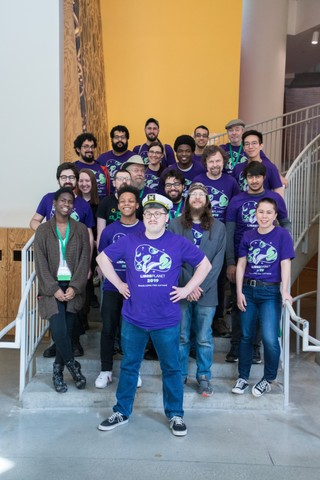 Image for LibrePlanet 2019 volunteer photo