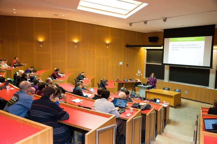 Image for LibrePlanet 2019 classroom 6