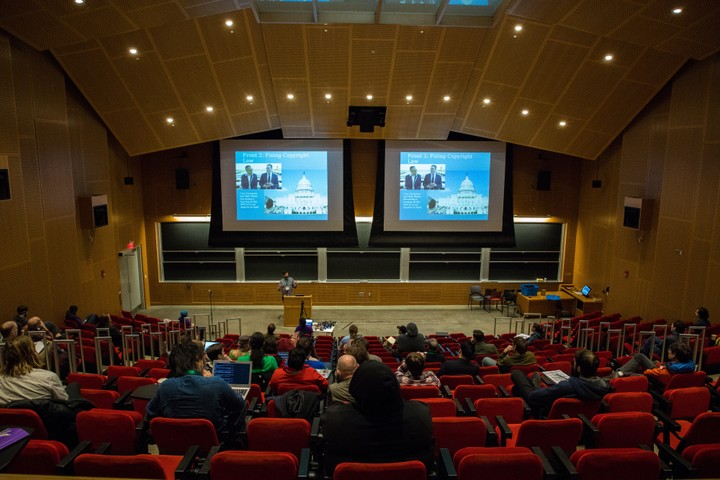 Image for LibrePlanet 2019 classroom 9