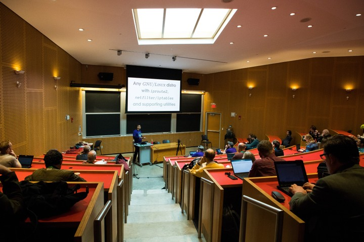 Image for LibrePlanet 2019 classroom 13