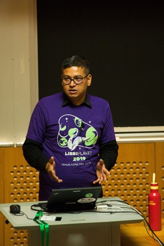Image for Speaker at LibrePlanet 2019