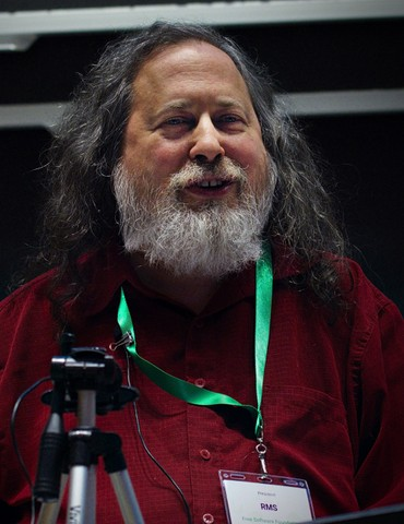 Image for Richard Stallman at LibrePlanet 2019