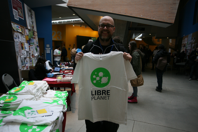 Image for LibrePlanet 2015 Photo #41