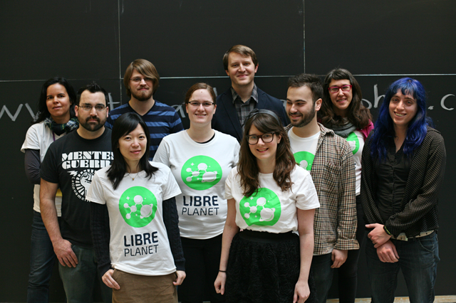 Image for LibrePlanet 2015 Photo #42