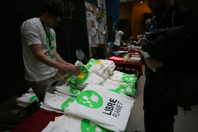 Image for LibrePlanet 2015 Photo #43