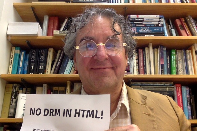 Image for New York, USA - No DRM in Web standards!