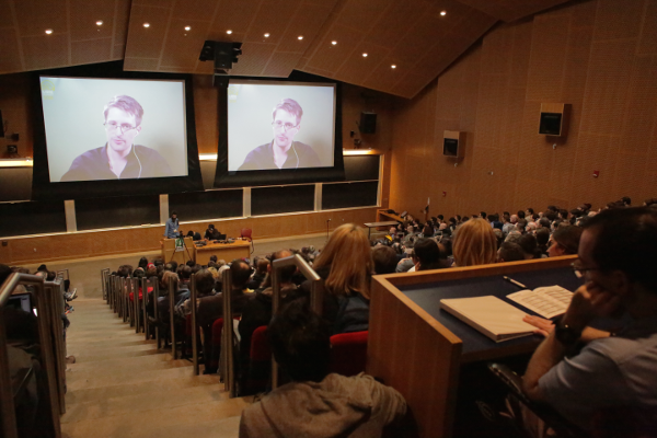 Image for Snowden Keynote