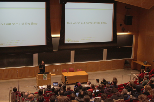 Image for LibrePlanet 2016