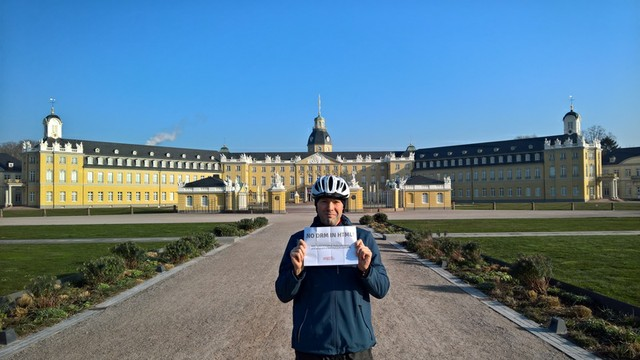 Image for Karlsruhe, Germany - Selfie against DRM in Web standards